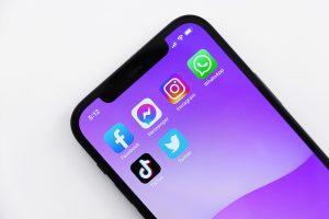 self harm social media