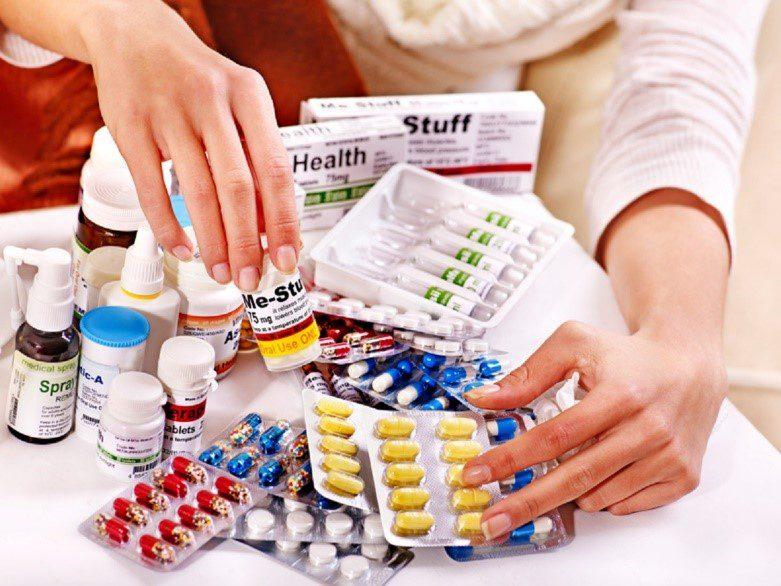 penyimpanan ubat yang betul