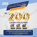 MALAYSIA DAY GIVEAWAY