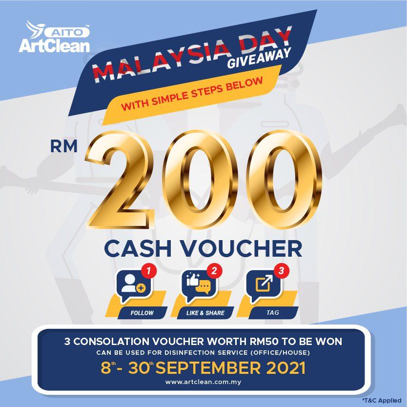 giveaway bulan malaysia