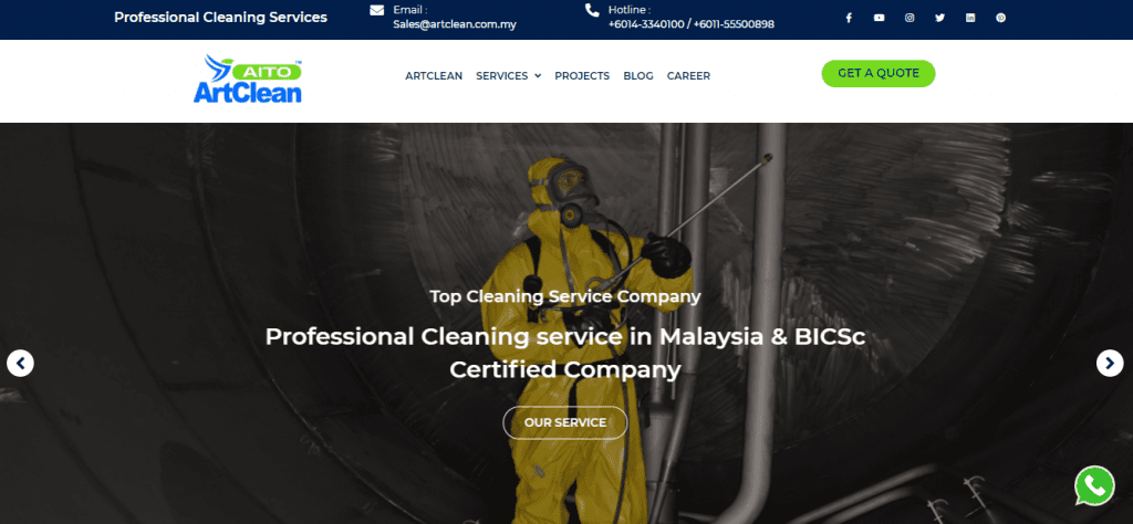 top 10 cleaning service